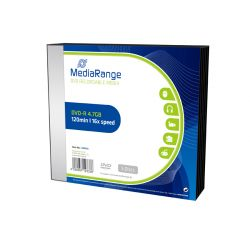 MediaRange DVD-R 16X CD Slim Case (5) /MR418/