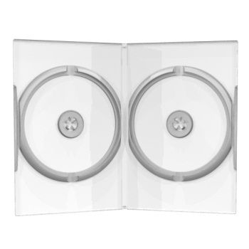 - DVD tok 14mm dupla Clear