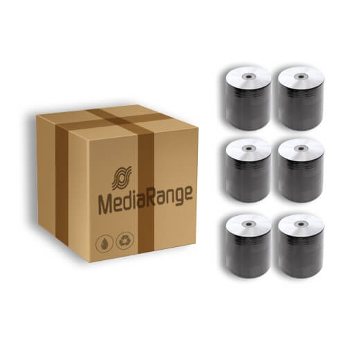 MediaRange DVD-R 16X Shrink (100) /MR422/ x6